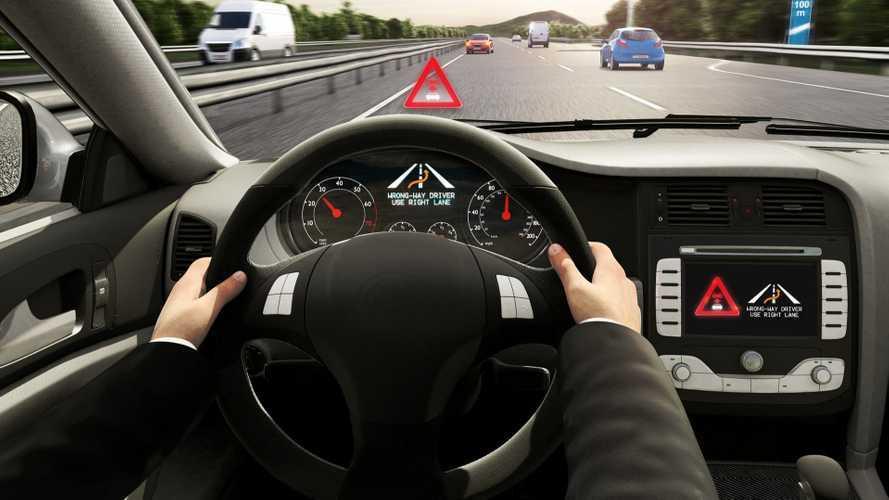 Guida contromano, in Italia il sistema di Bosch per evitare pericoli