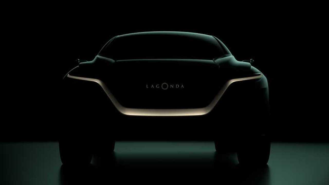 2018 Lagonda All Terrain Concept
