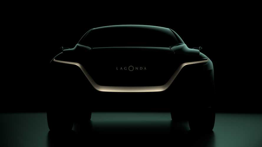 Lagonda teases new All Terrain Concept ahead of Geneva reveal