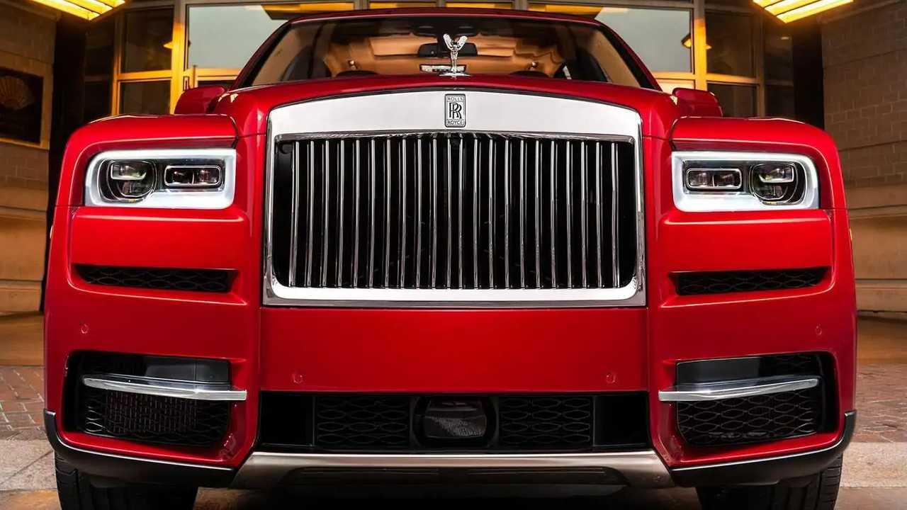 Rolls-Royce Çin Yeni Yılı Özel Versiyonlar