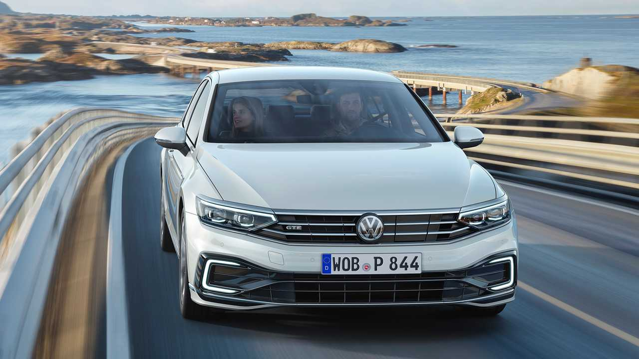 Volkswagen Passat 2019 (Europa)