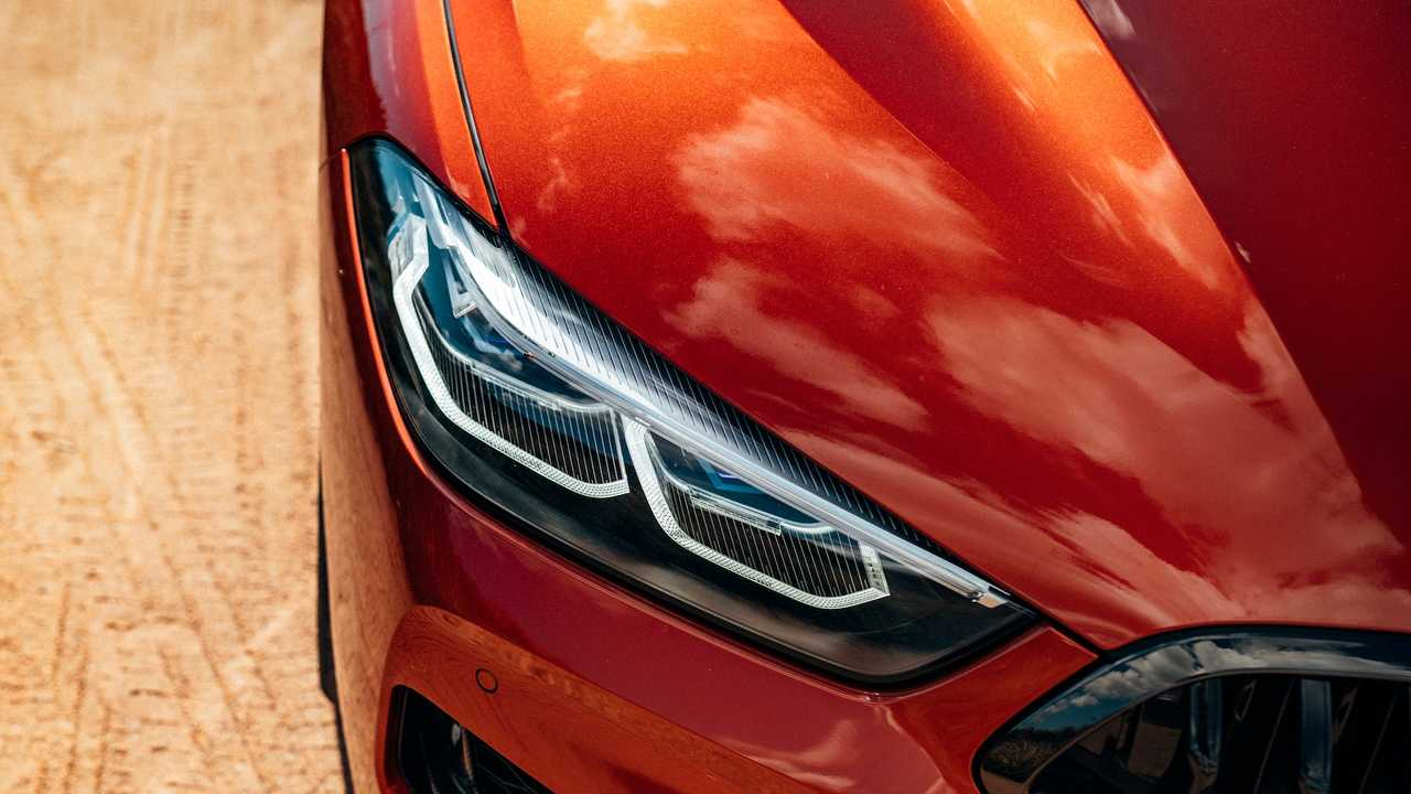 BMW 8 Series Lead