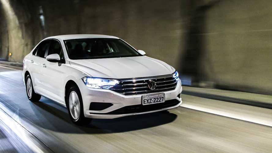 Volkswagen Jetta terá reestilização e motor 1.5 turbo em 2021