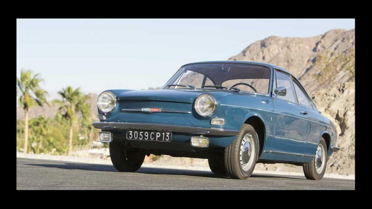 Simca 1000 Coupé 1967