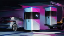 volkswagen powerbank elektrikli araba