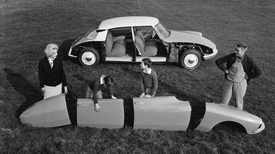 Auto modulare, com'è nata la prima macchina