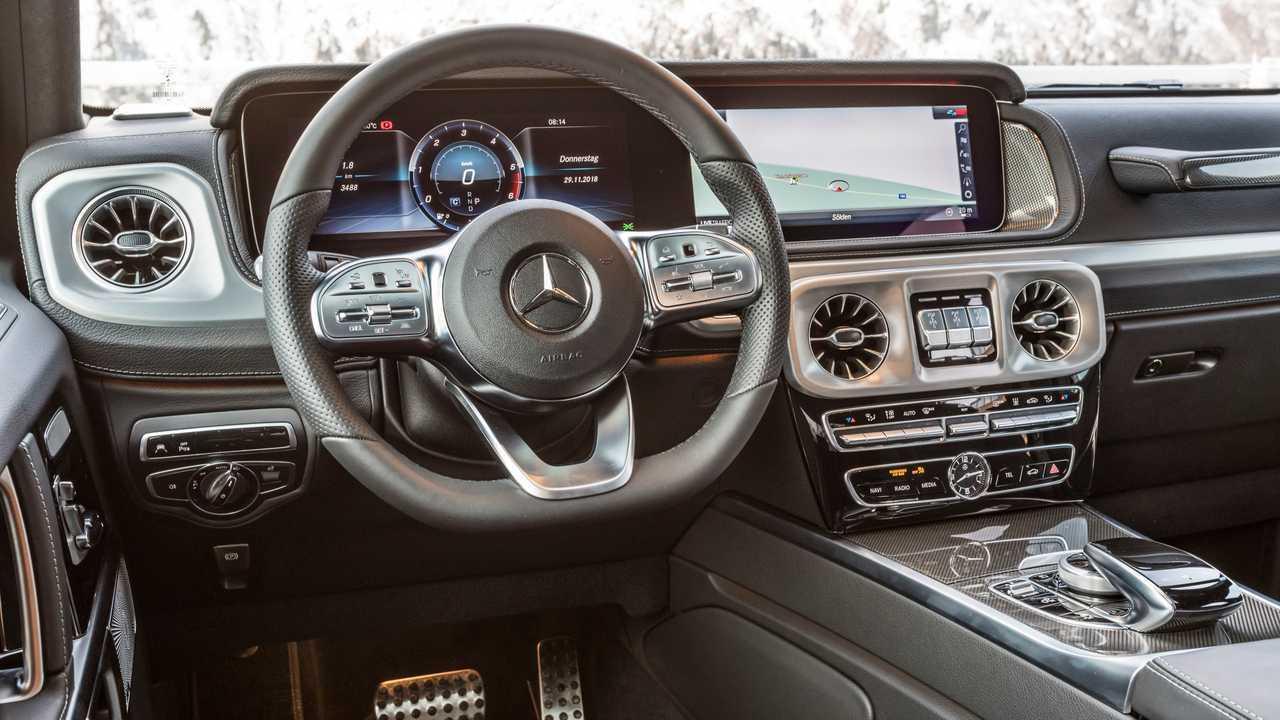 2019 Mercedes-Benz G 350 d