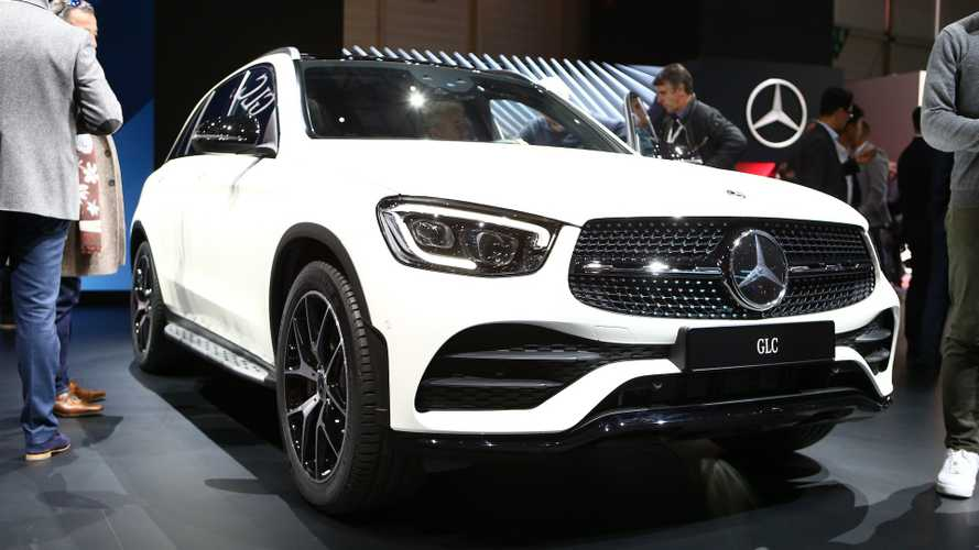 2020 Mercedes-Benz GLC Debuts In Geneva With Mild Facelift
