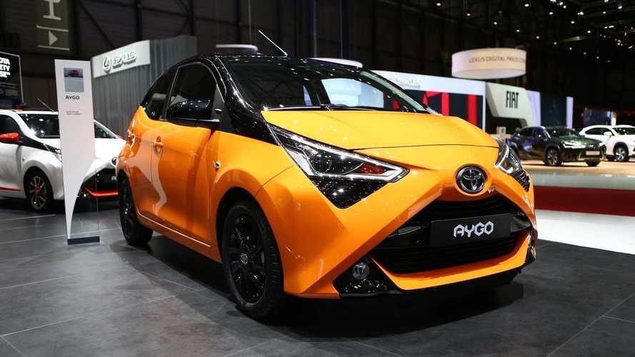 Toyota au salon de Genève 2019