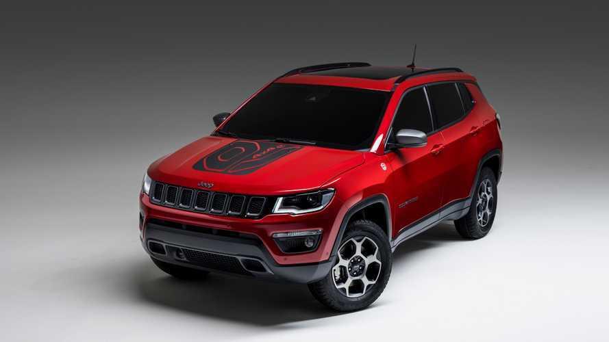 Jeep Compass híbrido enchufable 2019