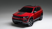 Jeep Compass híbrido enchufable 2019