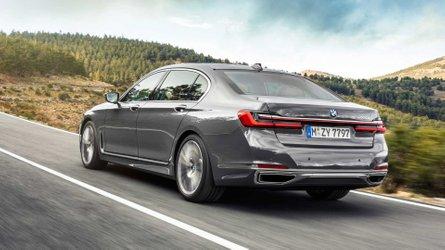 BMW Serie 7 2019, porque viajar (detrás) también es un placer