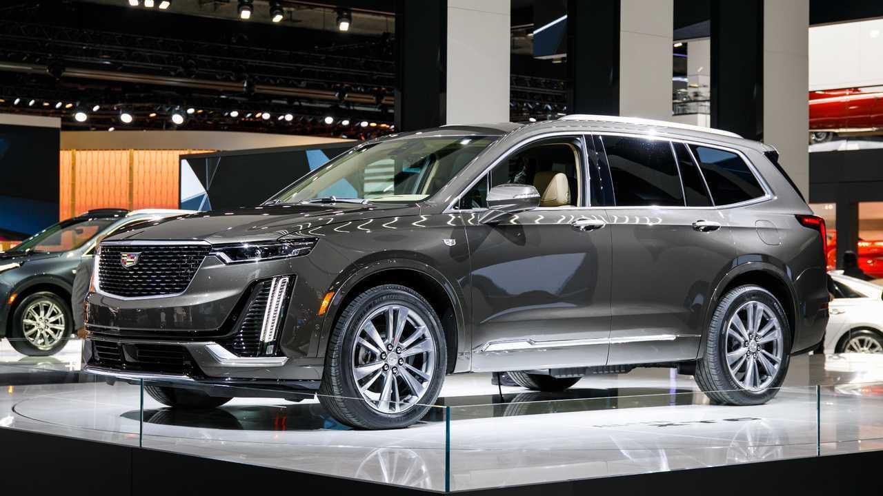 2020 Cadillac XT6 Starts At $53,590, Sport Trim At $58,090
