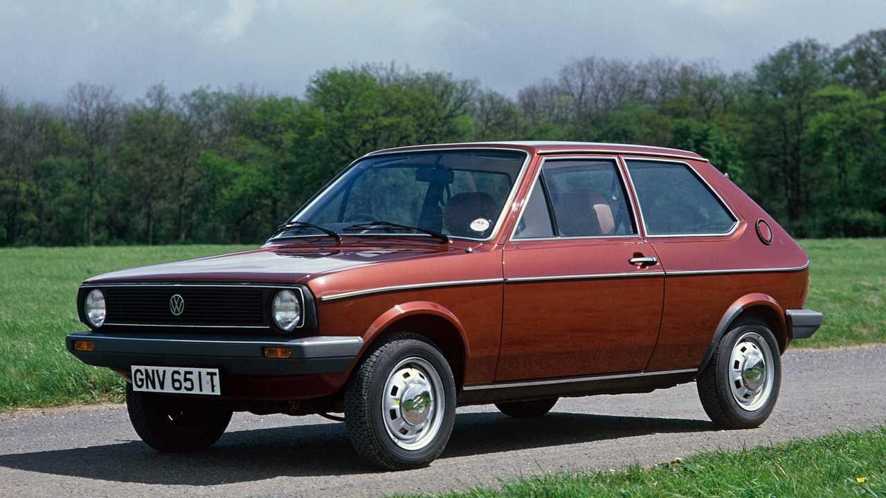 Volkswagen Polo - 1975