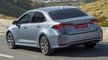 Novo Toyota Corolla Híbrido 2020 (Europa)
