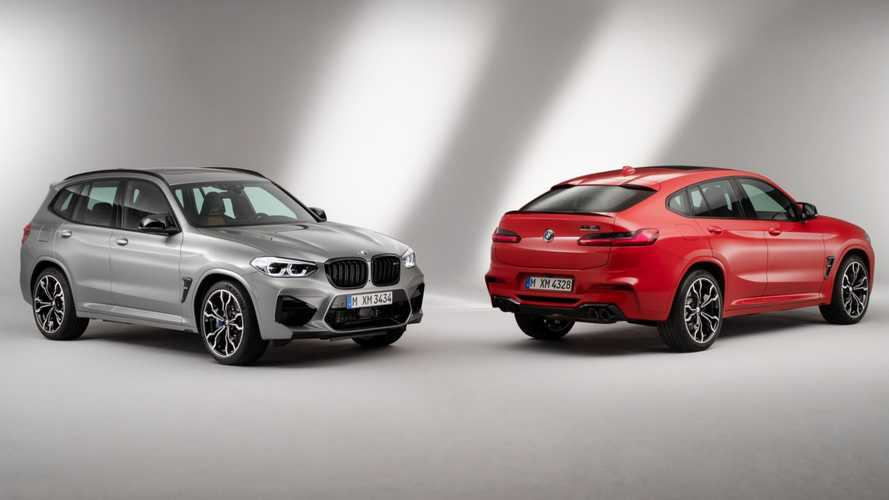 BMW X3 M And X4 M Flex Their Muscles In Official Videos