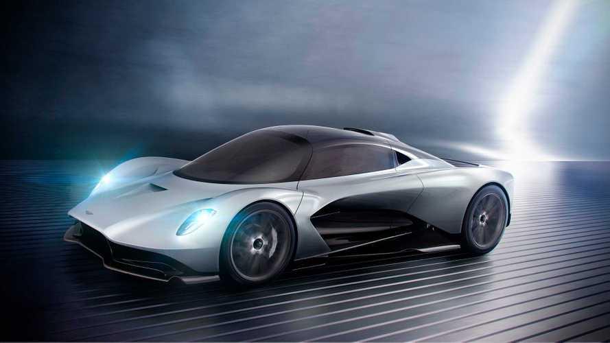 Aston Martin Valhalla, ecco il nome della prossima hypercar