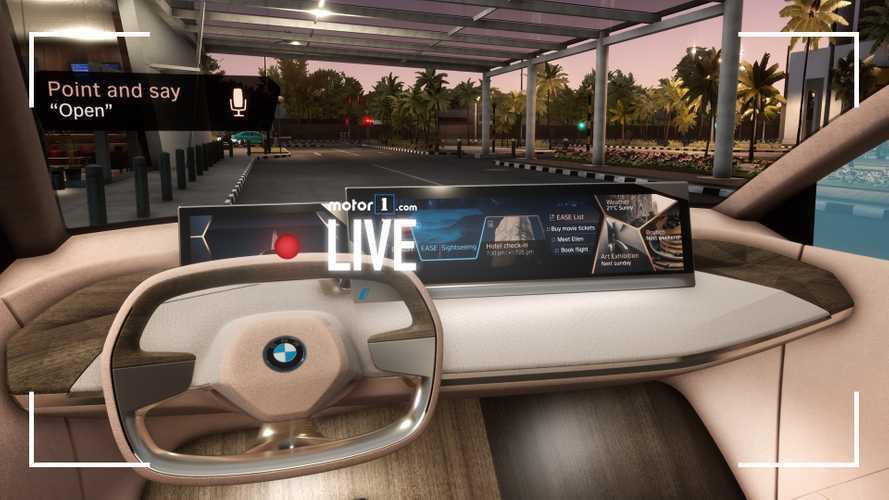 BMW, al MWC 2019 abbiamo provato l'infotainment del futuro