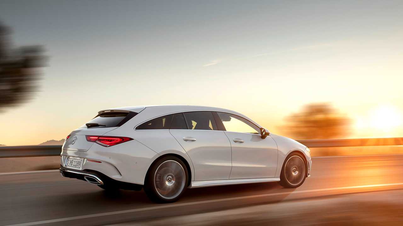 Mercedes-Benz Shooting Brake (2019)