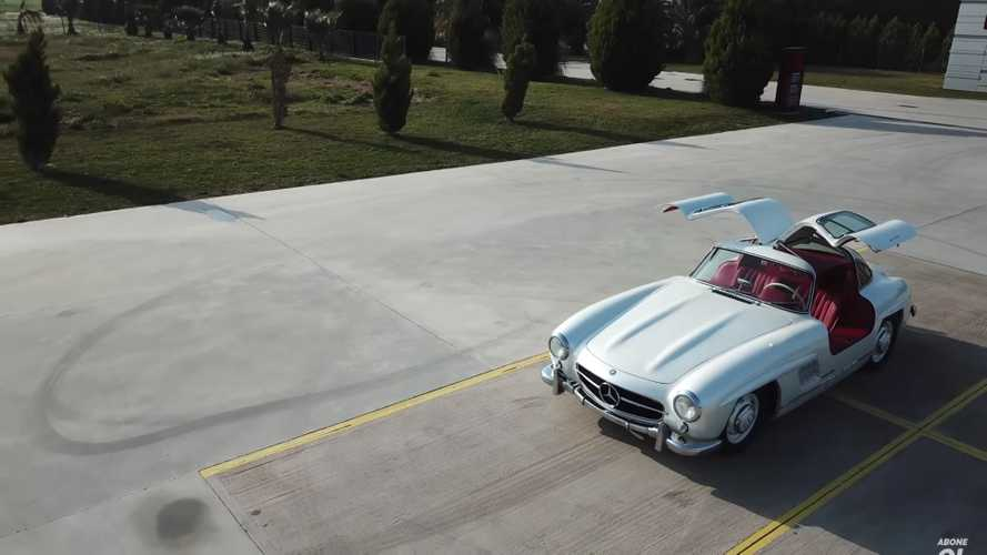 Surely The 300SL Is Definitively The World's First Supercar