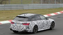 Audi RS6 Avant spy photo