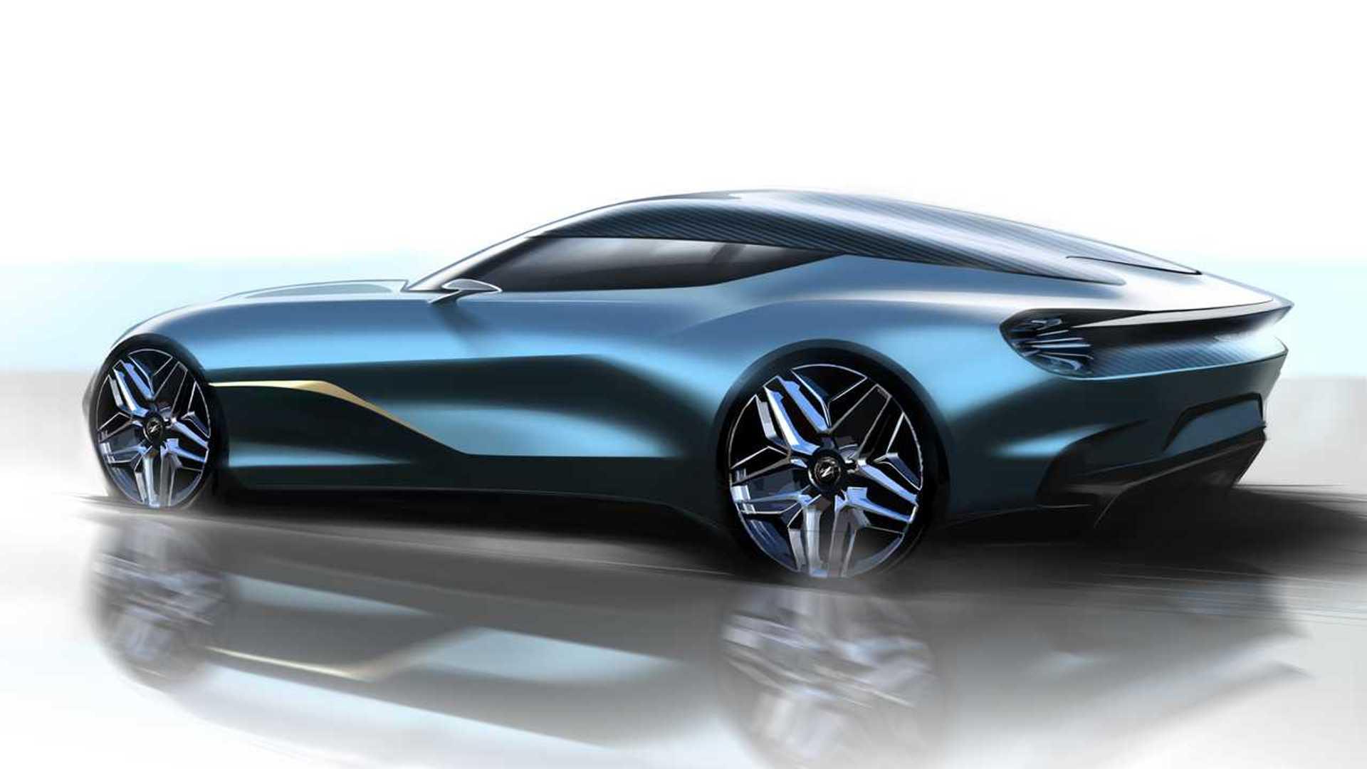 2019 - [Aston Martin] DBS Superleggera - Page 2 Aston-martin-dbs-gt-zagato