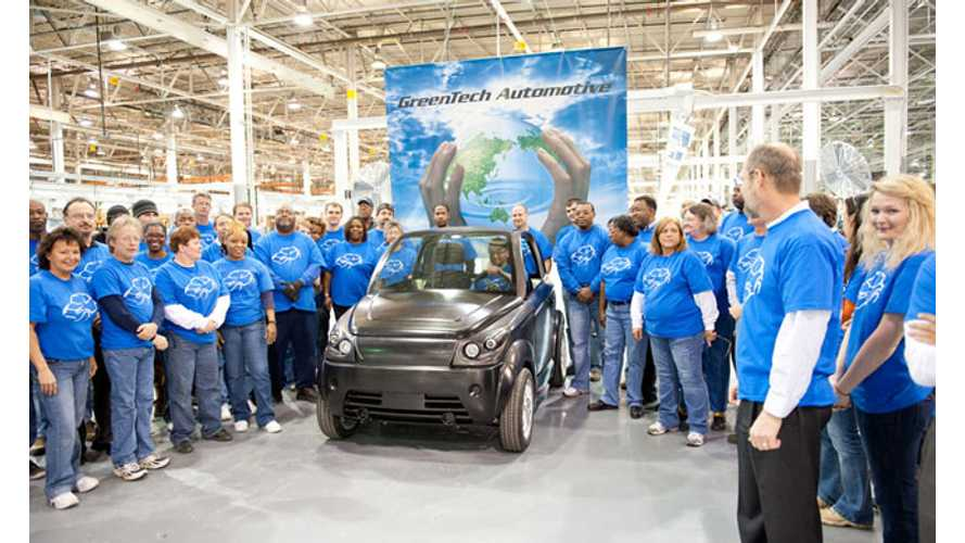 GreenTech's MyCar Gets First Order From Domino's, Hopes To Build 10,000 This Year