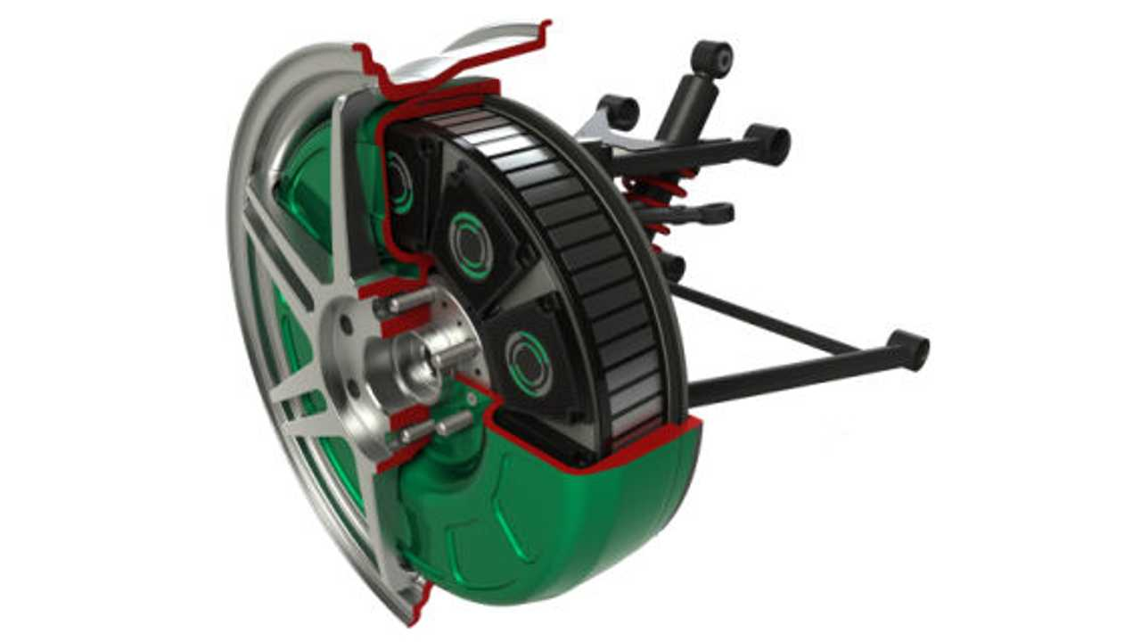 $84 Million For Manufacturing Plant To Build In-Wheel Electric Drive Systems (VIDEO)