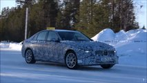 2021 Mercedes-Benz C-Class Spy Shot