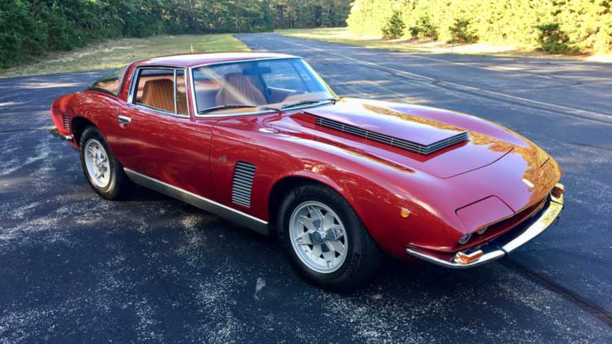 This Iso Grifo Is The Beautiful Italian GT You've Never Heard Of