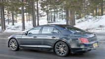 Bentley Flying Spur PHEV spy photo