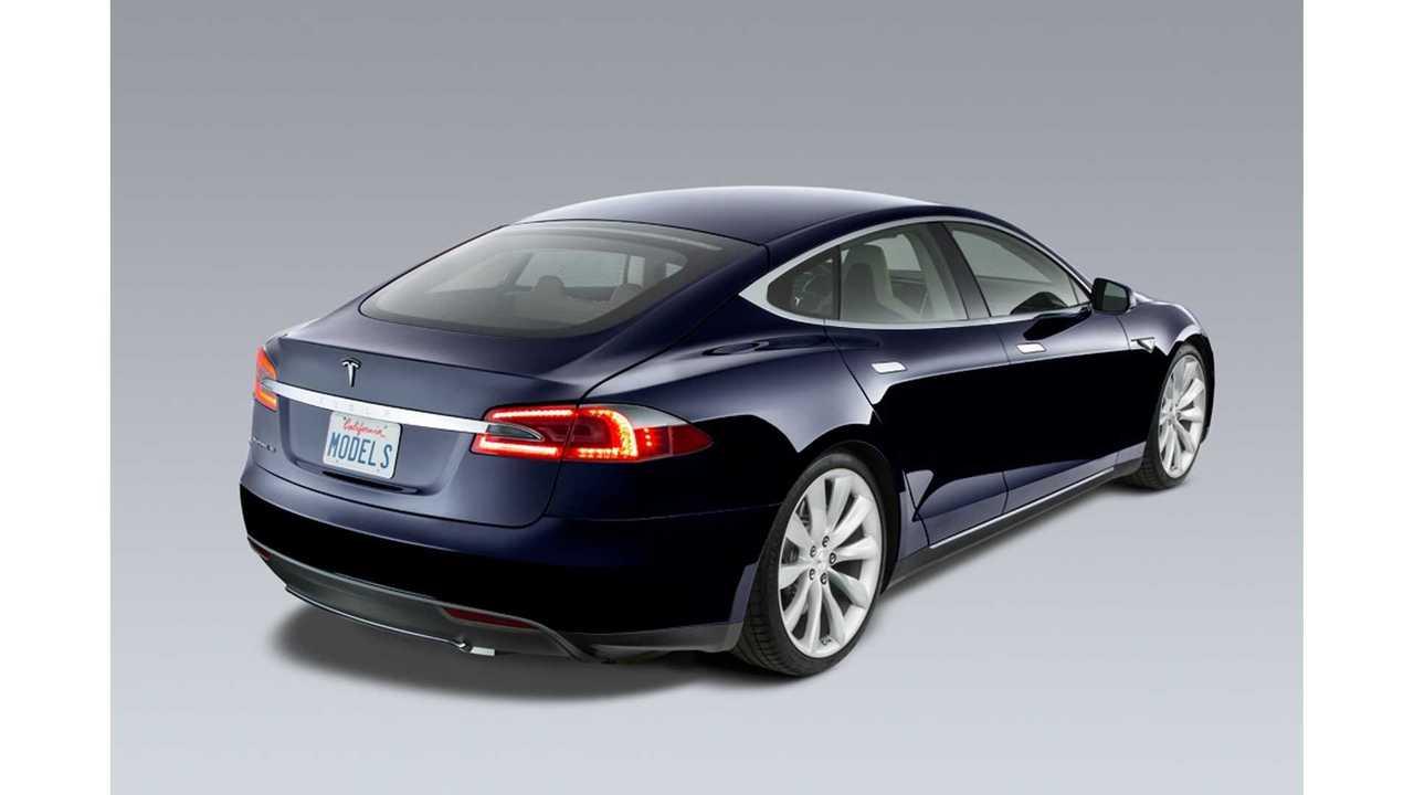 Tesla Model S Again #1 in Overall Sales in Norway in December!