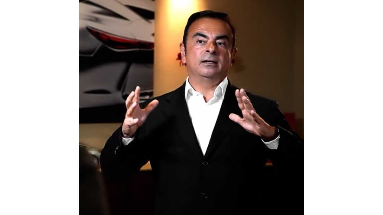 Nissan CEO:  Electric Cars Are