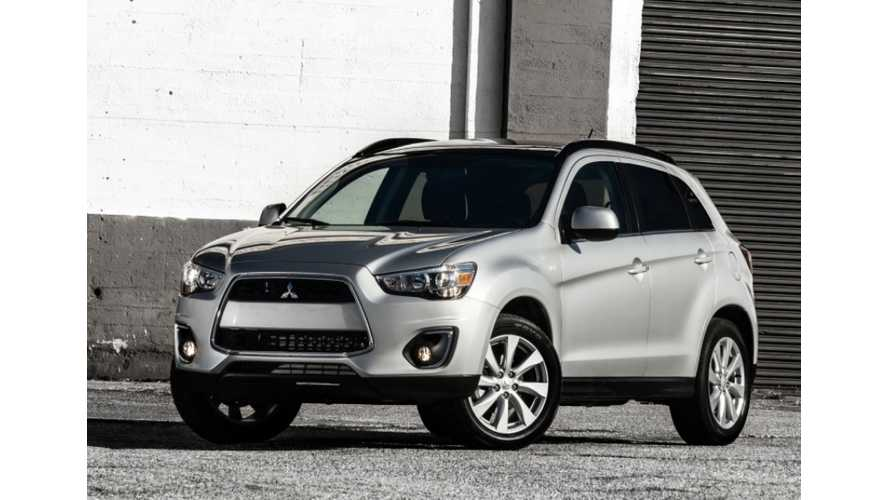 Mitsubishi Outlander Sport PHEV in the Works?