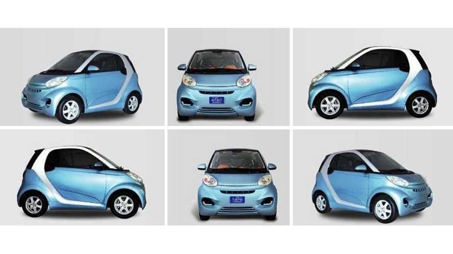 ZAP SPARKEE EV Launches for City Commuters in China - It's a Smart Fortwo Clone