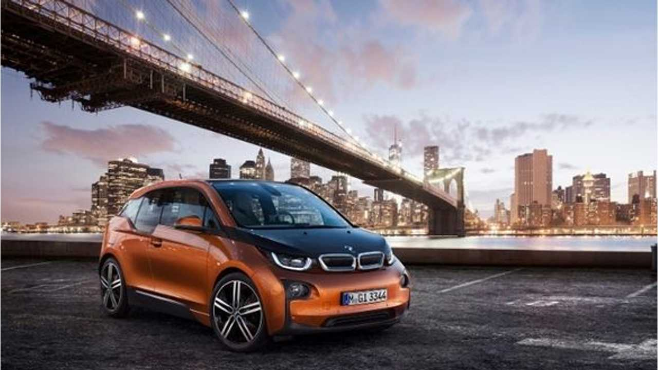 The Bmw I3 With Range Extender Is An Eloquent Solution To Anxiety In Evs