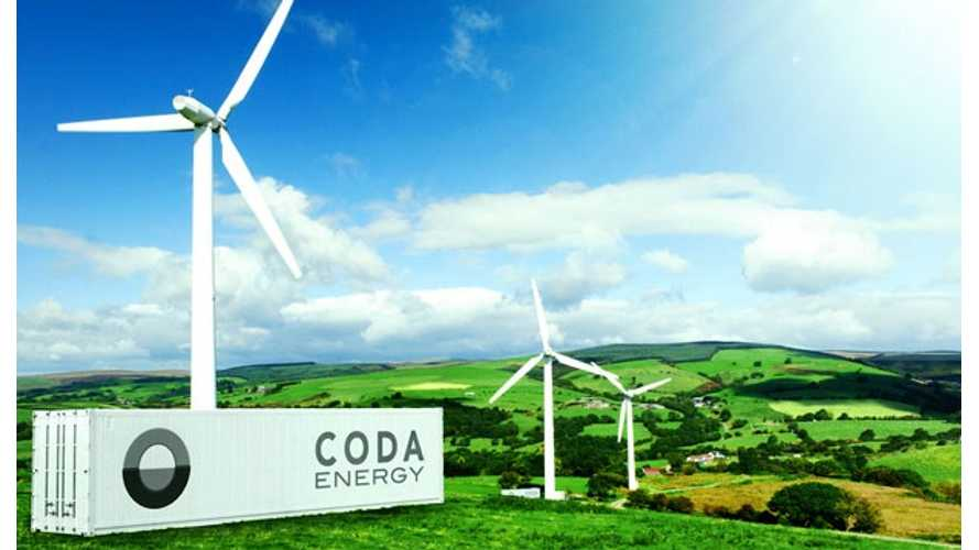 CODA is Back; Announces Solar Fast Charger for EVs in the San Francisco Bay Area