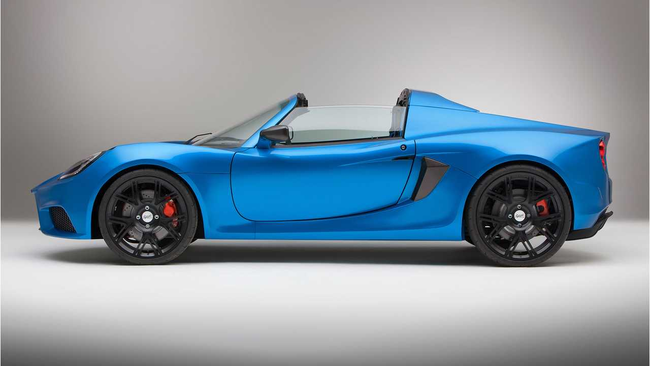 It Is Hard To Not See The Tesla Roadster When Looking At The SP:01