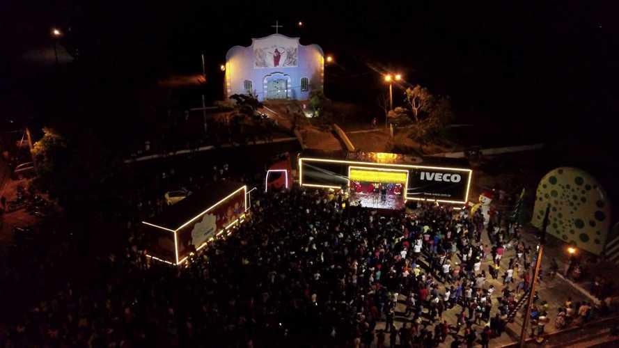 I camion di Iveco Solidarity Load attraversano il Brasile