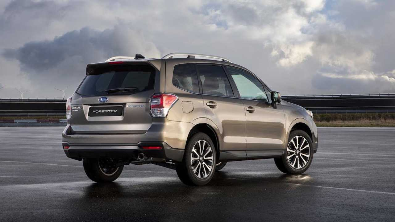 Subaru Forester 2019