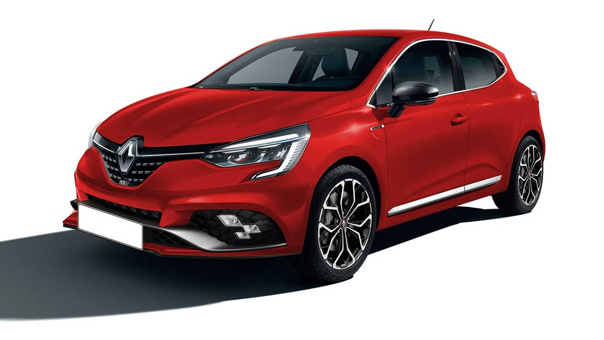 New Renault Clio Rs Render Is The Hot Hatch We Re Waiting For