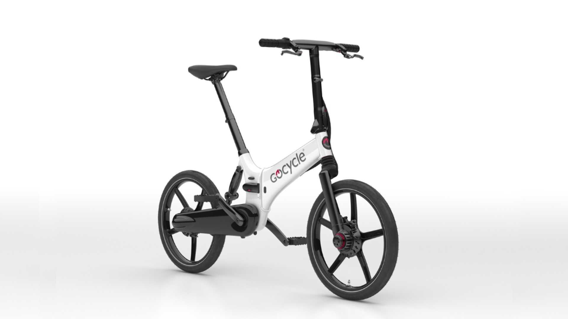 The Gocycle GX Brings F1 Tech To Electric Bicycles