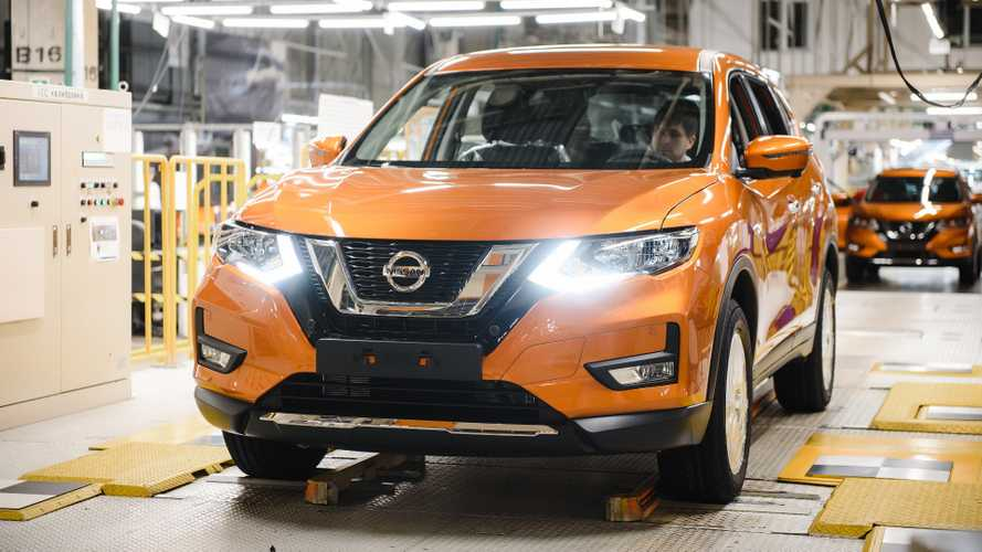 Sunderland loses X-Trail but will still build Qashqai and Juke