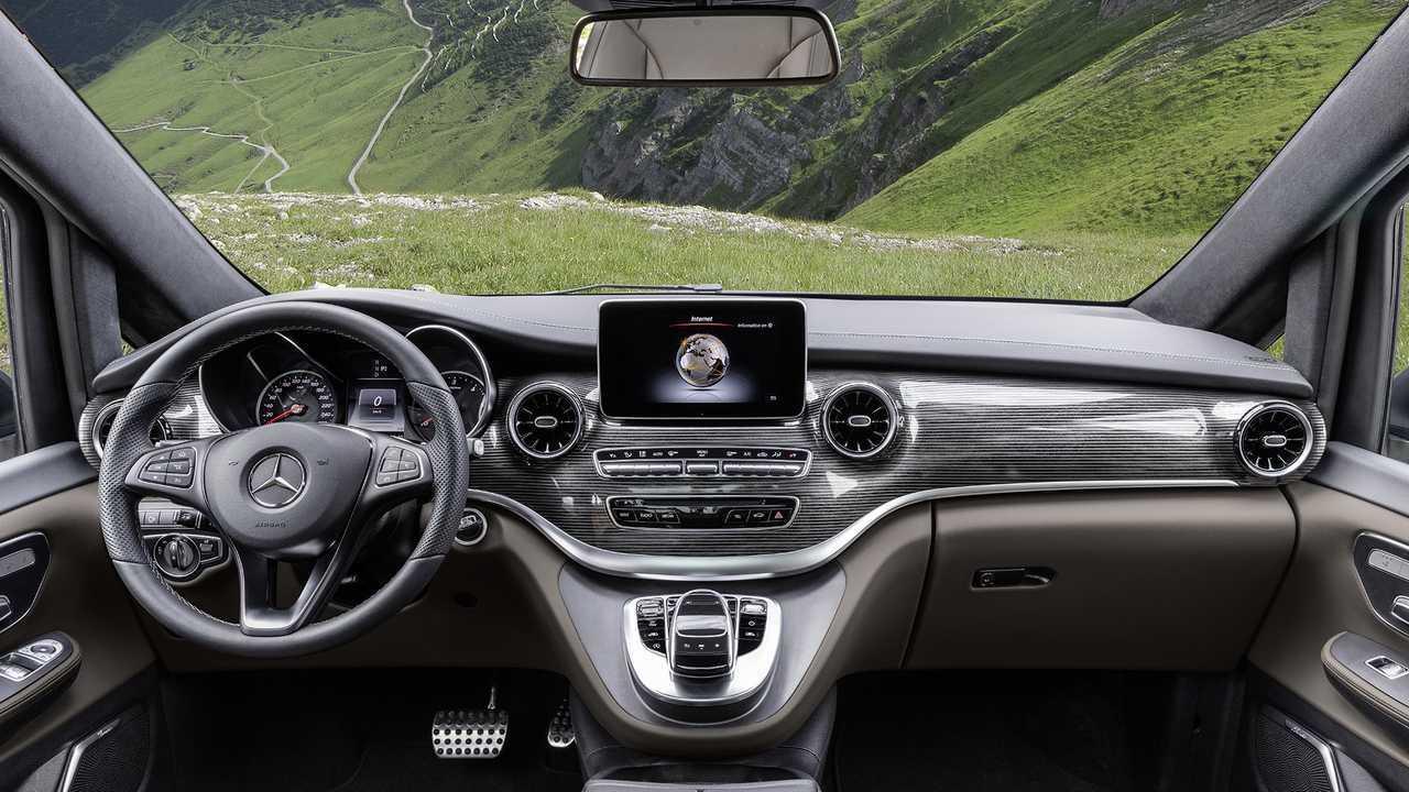 Yeni 2019 Mercedes-Benz V-Serisi