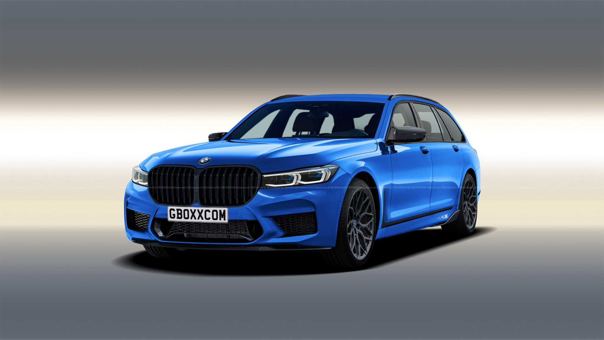 Bmw M7 Touring Rendered As One Wagon To Rule Them All