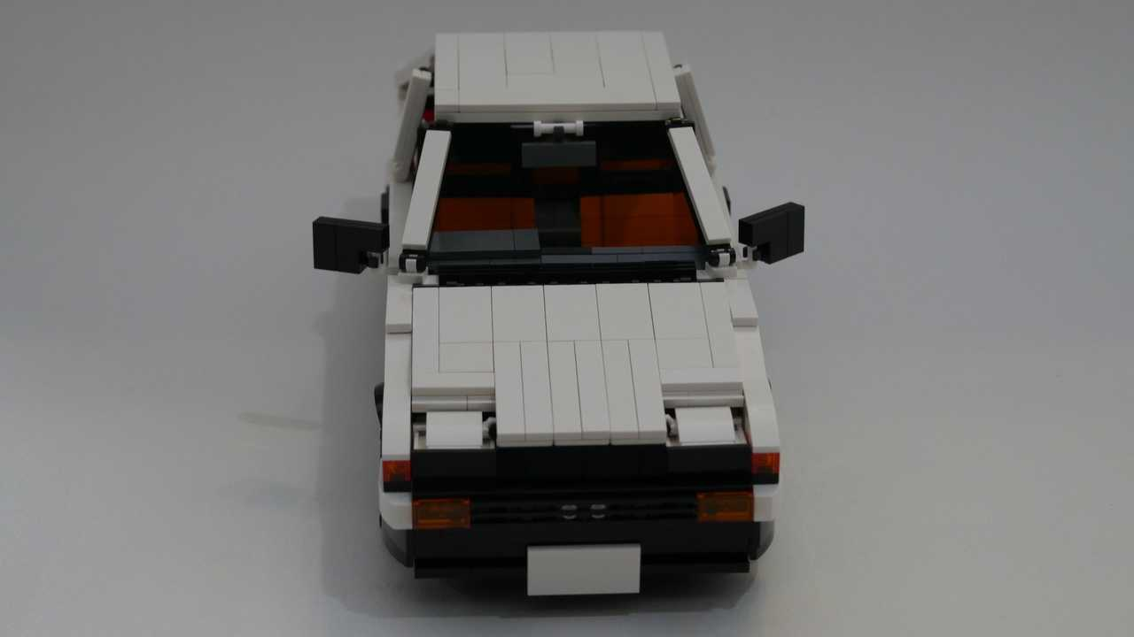 Toyota AE86 Lego Needs Your Support To Happen