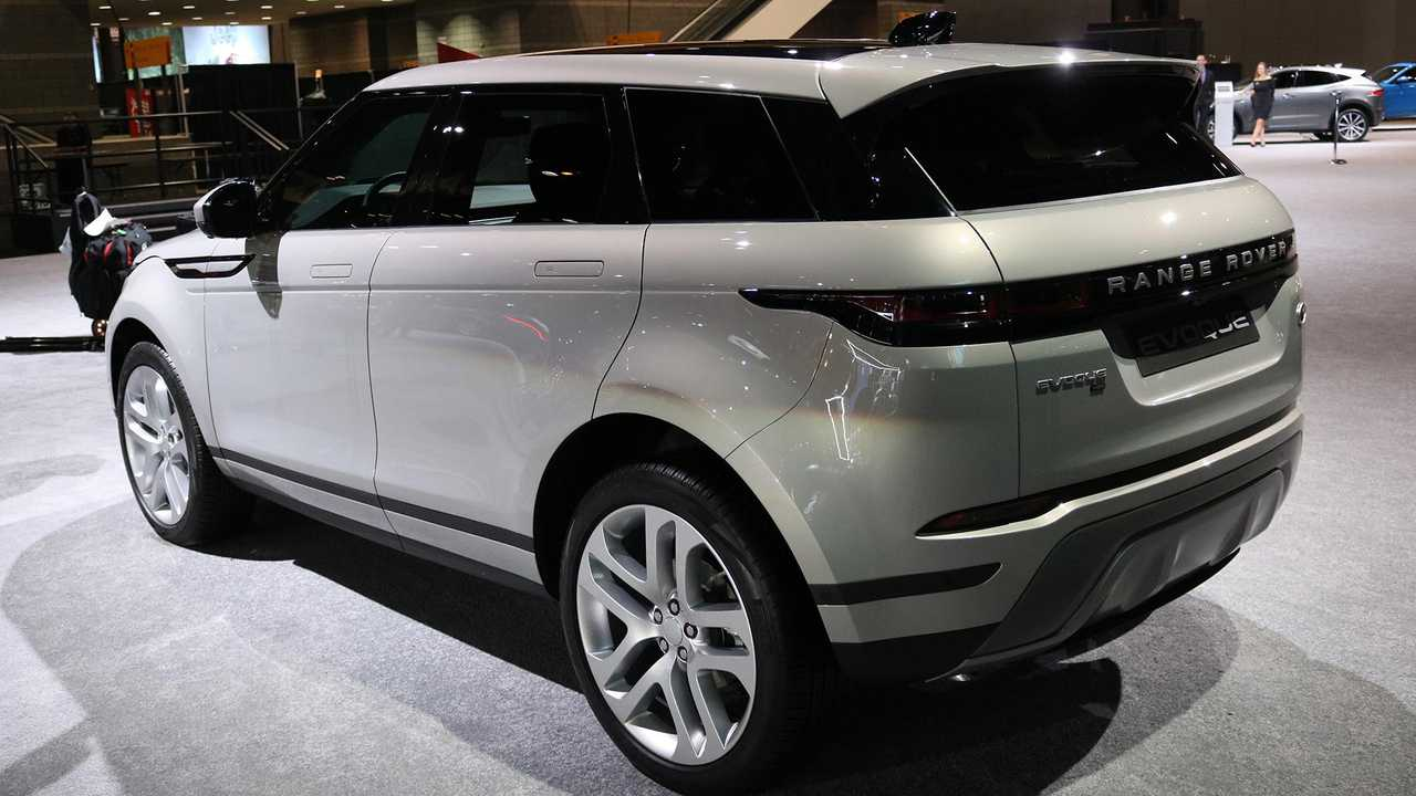 Most Expensive 2020 Land Rover Range Rover Evoque Costs 75 135
