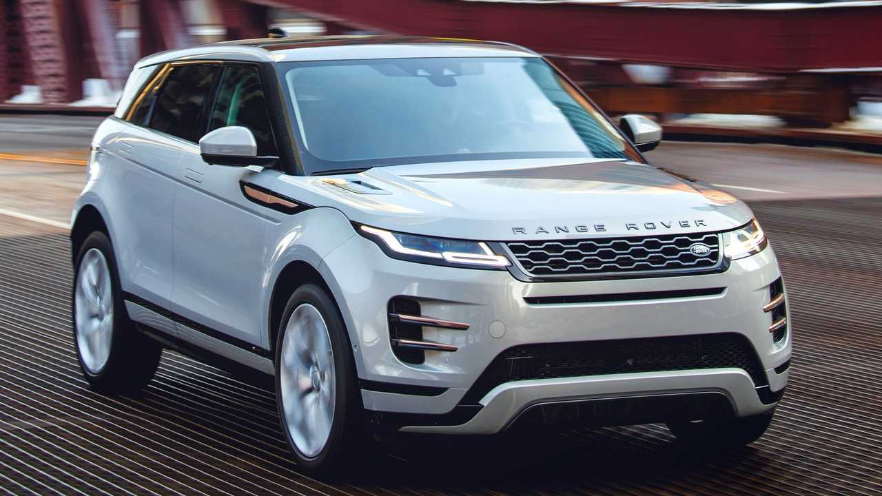 2020 Range Rover Evoque Options And Price >> Most Expensive 2020 Land Rover Range Rover Evoque Costs ...
