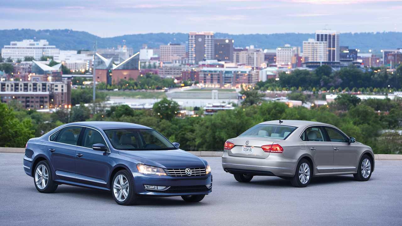 Volkswagen Passat USA (2011)