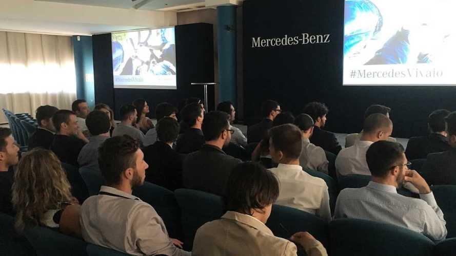 Mercedes Vivaio 2019